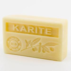 Savon de Marseille parfumé karité enrichi à l'huile d'Argan bio