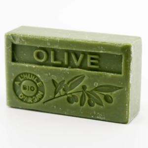Savon de Marseille parfumé olive enrichi à l'huile d'Argan bio