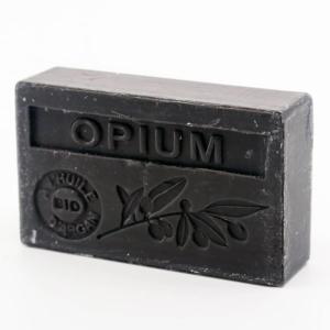 Savon de Marseille parfumé opium enrichi à l'huile d'Argan bio