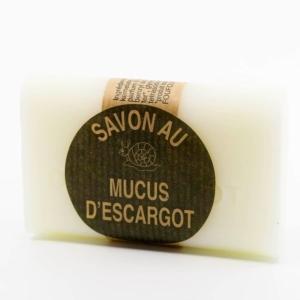 Savon au Mucus d'Escargot