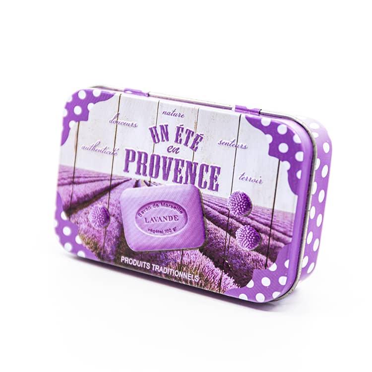 """Boite à savon """"Un été en Provence"""""""